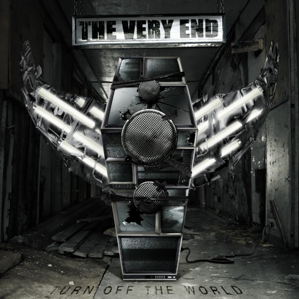 CD: The Very End - Turn off the world (2012)