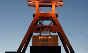 Foto Zeche Zollverein