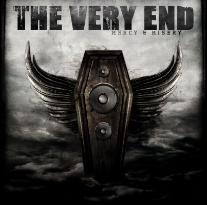THE VERY END - Mercy & Misery cover artwork by killustrations