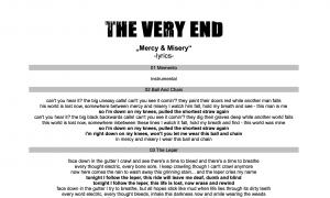 The-Very-End-Lyrics-Mercy-and-Misery-Presskit