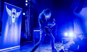 The Very End live at Zeche Carl 2018