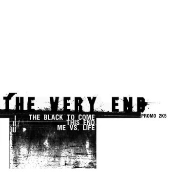 The Very End 2K5 Demo Cover Artwork by Killustrations