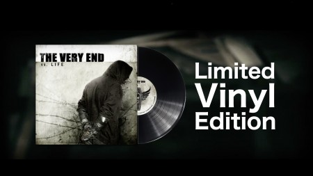 The Very End Vs Life Vinyl release teaser