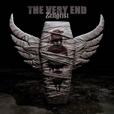 The Very End - Zeitgeist - Frontcover Apostasy Records New Album 2021