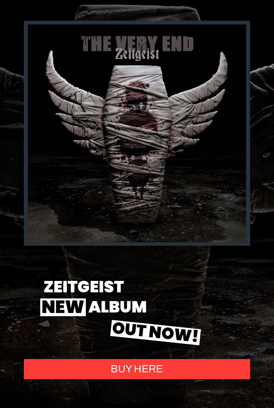 Buy new album Zeitgeist now